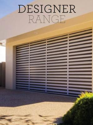 Designer-Range-Garage-Doors & Garage Doors u0026 Roller Doors Ballarat  Geelong | Ararat | Werribee ...