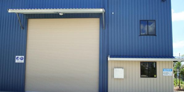 Roller Door Install